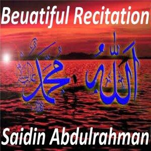Saidin Abdulrahman 歌手頭像