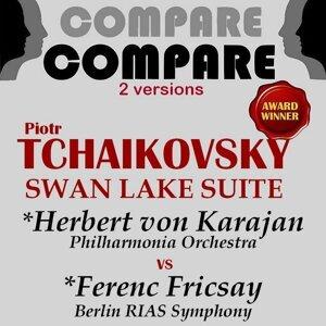Herbert von Karajan, Ferenc Fricsay アーティスト写真