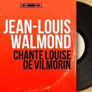 Jean-Louis Walmond 歌手頭像