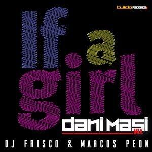 DJ Frisco, Marcos Peon アーティスト写真