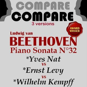Ernst Levy, Yves Nat, Wilhelm Kempff 歌手頭像