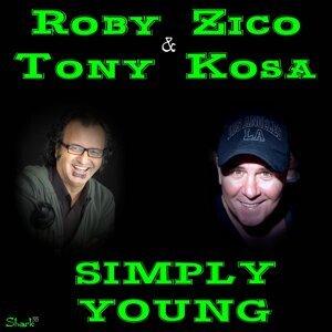 Roby Zico, Tony Kosa アーティスト写真