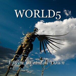 World5 アーティスト写真