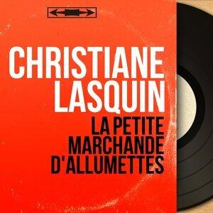 Christiane Lasquin アーティスト写真