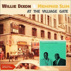 Willie Dixon, Memphis Slim, Pete Seeger 歌手頭像