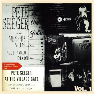 Pete Seeger, Willie Dixon, Memphis Slim 歌手頭像