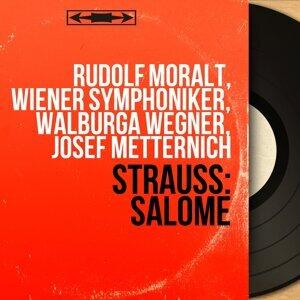 Rudolf Moralt, Wiener Symphoniker, Walburga Wegner, Josef Metternich 歌手頭像