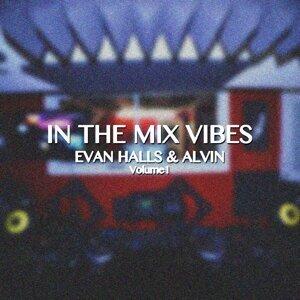 Evan Halls, Alvin 歌手頭像