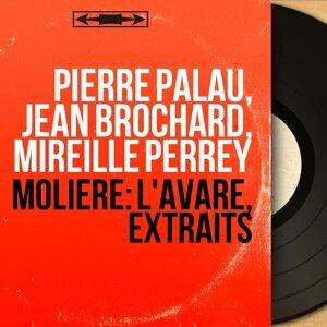 Pierre Palau, Jean Brochard, Mireille Perrey 歌手頭像
