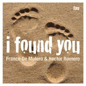 Franco De Mulero, Hector Romero 歌手頭像