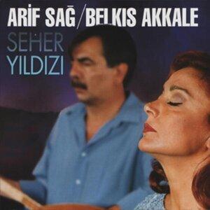 Arif Sağ, Belkıs Akkale アーティスト写真