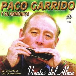 Paco Garrido アーティスト写真