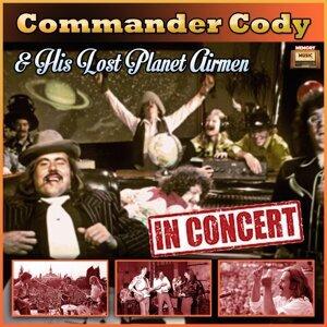 Commander Cody & His Lost Planet Airmen アーティスト写真
