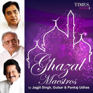 Jagjit Singh, Gulzar, Pankaj Udhas 歌手頭像