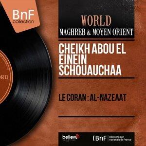 Cheikh Abou El Einein Schouauchaa アーティスト写真