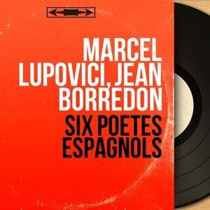 Marcel Lupovici, Jean Borredon 歌手頭像