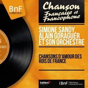 Simone Sandy, Alain Goraguer et son orchestre 歌手頭像