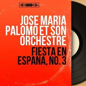 Jose Maria Palomo et son orchestre アーティスト写真