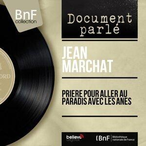 Jean Marchat アーティスト写真