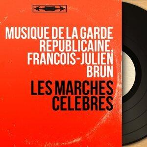 Musique de la Garde républicaine, François-Julien Brun 歌手頭像