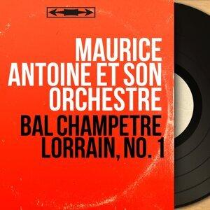 Maurice Antoine et son orchestre アーティスト写真