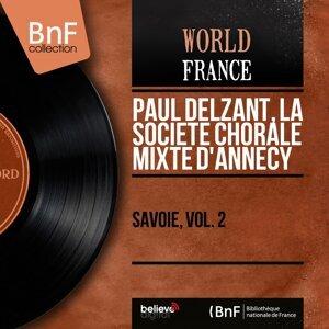Paul Delzant, La société chorale mixte d'Annecy 歌手頭像