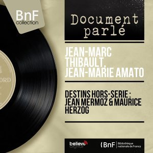 Jean-Marc Thibault, Jean-Marie Amato 歌手頭像