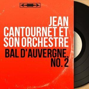 Jean Cantournet et son orchestre アーティスト写真
