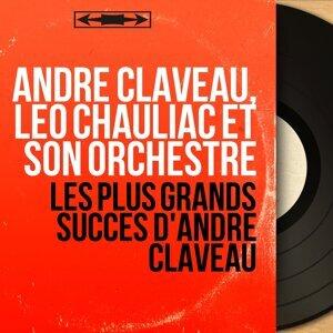 André Claveau, Léo Chauliac et son orchestre アーティスト写真