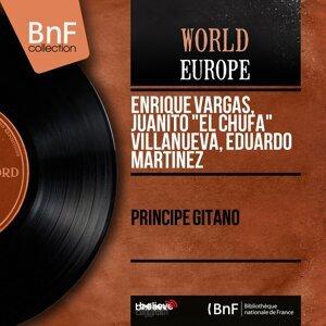 """Enrique Vargas, Juanito """"El Chufa"""" Villanueva, Eduardo Martinez アーティスト写真"""