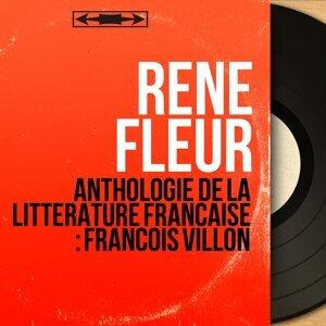 René Fleur アーティスト写真