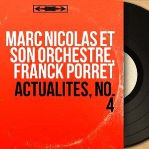 Marc Nicolas et son orchestre, Franck Porret 歌手頭像