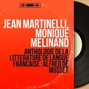 Jean Martinelli, Monique Mélinand アーティスト写真