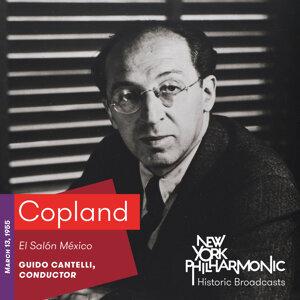 New York Philharmonic, Guido Cantelli アーティスト写真