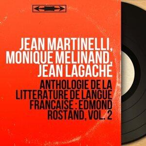 Jean Martinelli, Monique Mélinand, Jean Lagache アーティスト写真