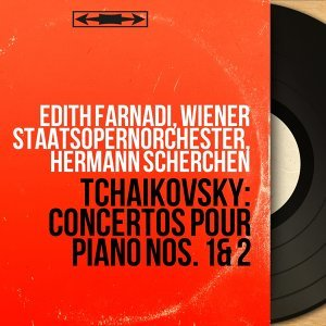 Edith Farnadi, Wiener Staatsopernorchester, Hermann Scherchen アーティスト写真