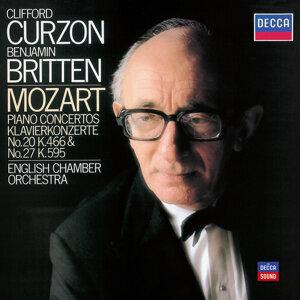 Benjamin Britten,Sir Clifford Curzon,English Chamber Orchestra アーティスト写真