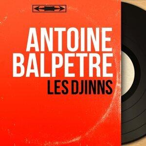 Antoine Balpêtré アーティスト写真