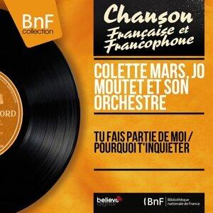 Colette Mars, Jo Moutet et son orchestre 歌手頭像