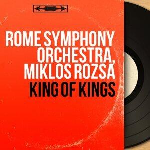 Rome Symphony Orchestra, Miklós Rózsa アーティスト写真