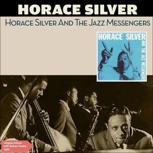 Horace Silver & The Jazz Messengers, Horace Silver & Art Blakey His Jazz Messengers アーティスト写真
