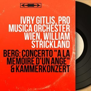 Ivry Gitlis, Pro Musica Orchester Wien, William Strickland アーティスト写真