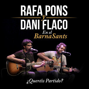 Rafa Pons|Dani Flaco アーティスト写真