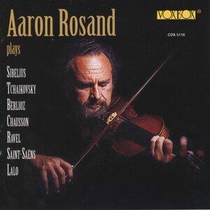 Aaron Rosand 歌手頭像