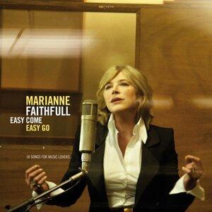 Marianne Faithfull (瑪莉安菲絲佛) 歌手頭像