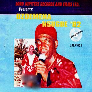 Ozoemena Nsugbe 歌手頭像