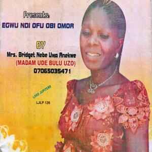 Mrs. Bridget Nebe Uwa Anekwe アーティスト写真