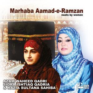 Sidra Ishtiaq Qadria, Azam Waheed Qadri & Razia Sultana Sahiba 歌手頭像