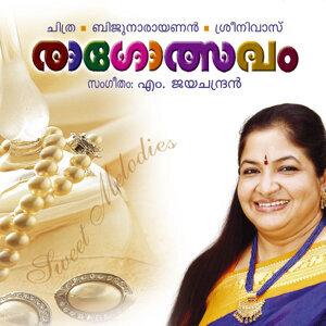 K. S. Chithra, Srinivas, Biju Narayanan 歌手頭像