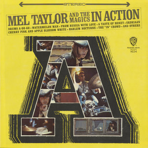Mel Taylor And The Magic 歌手頭像